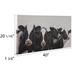 Four Cows Canvas Wall Decor