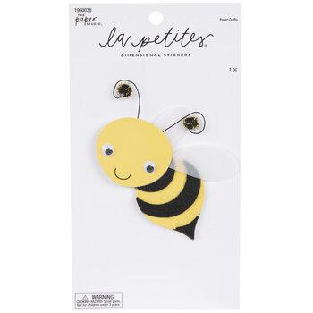 Bee 3D Sticker