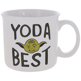 Yoda Best Star Wars Mug