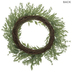 Honey Locust & Rosemary Wreath