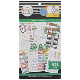 Family Happy Planner Stickers