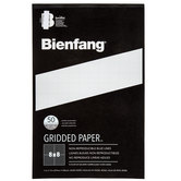 "Gridded Paper Pad - 11"" x 17"""