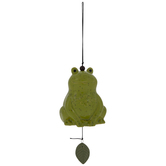 Frog Bell Wind Chime