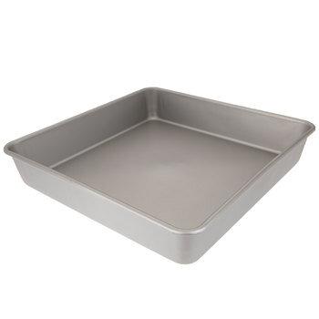 Square Aluminum Pan