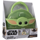 Baby Yoda Coloring Activity Kit