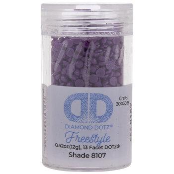 Diamond Dotz Freestyle Gems - Purple