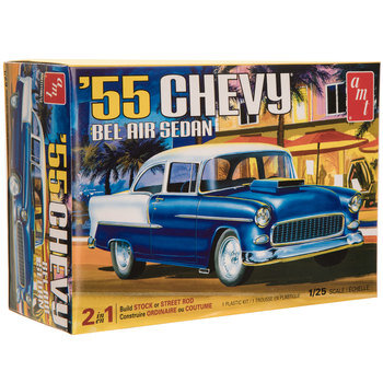 1955 Chevy Bel Air Sedan Model Kit