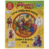 Come Celebrate Easter Sticker & Activity Book