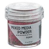 Punch Mixed Media Powder