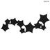 Stars Mirrored Wall Decor