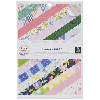 "Bloom Street Foil Paper Pack - 6"" x 8"""