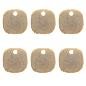 Rounded Square Blanks