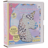 Ella The Unicorn Mosaic Kit