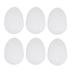 Styrofoam Eggs - 2 1/2