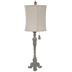 Distressed Flourish Lamp