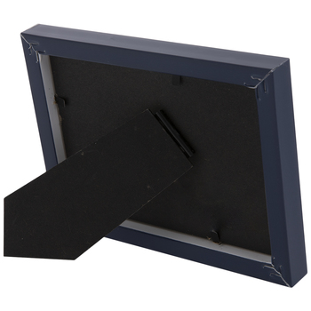 Navy Flat Frame