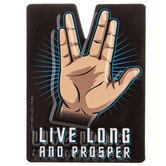 Live Long & Prosper Magnet