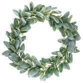 Lamb's Ear Wreath