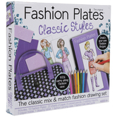 Fashion Plates Classic Kit