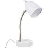 LED Metal Task Lamp