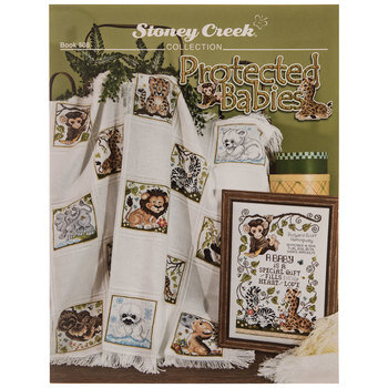 Protected Babies Cross Stitch