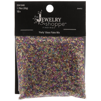 Party Glass Flake Mix Filler