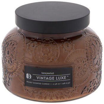 Vintage Luxe Jar Candle - 17.58 Ounce