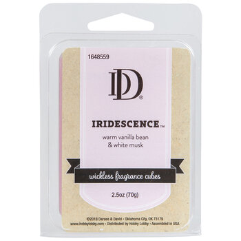 Iridescence Fragrance Cubes