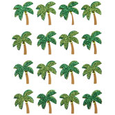 Palm Tree 3D Stickers