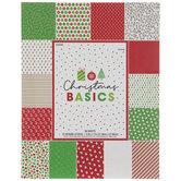 "Christmas Basics Paper Pack - 8 1/2"" x 11"""
