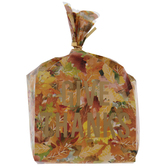 Give Thanks Leaves Treat Bags