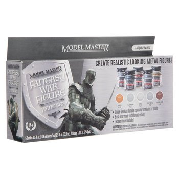 Model Master Paint - 6 Piece Set