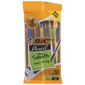 0.7mm Mechanical Pencils - 10 Piece Set