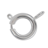 Spring Ring Clasps - 7mm