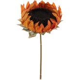 Dried Sunflower Pick