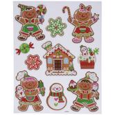 Gingerbread Wall Adhesives