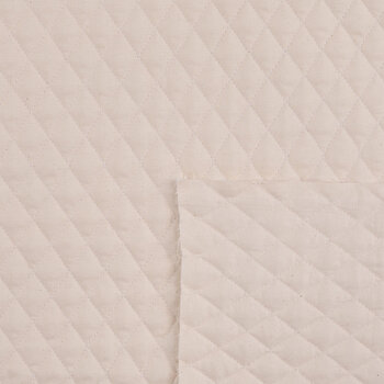 Double-Face Quilted Muslin Fabric