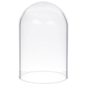 Glass Clock Dome - Medium