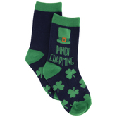 Pinch Charming Crew Socks