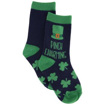 Pinch Charming Crew Socks