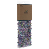 Iridescent Round Bead Mix