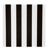 Black & White Striped Bulletin Board Roll