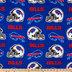 NFL Buffalo Bills Fleece Fabric