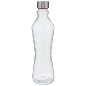 Cinched Glass Bottle