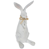 Long Ear Carved Bunny With Paws Down