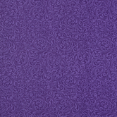 Purple Bliss Scroll Tonal Cotton Calico Fabric