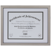 "Textured Document Frame - 11"" x 8 1/2"""