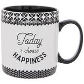Today I Choose Happiness Mug
