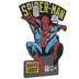 Spider-Man Comic Cover Wood Wall Decor