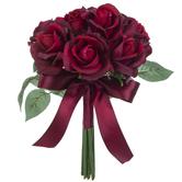 Burgundy Carolina True Touch Rose Bouquet